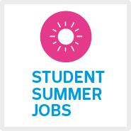 Student summer jobs