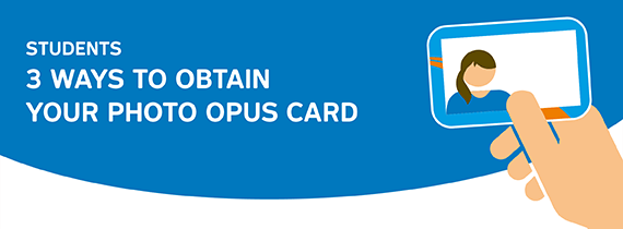 3 ways to obtain your photo opus card