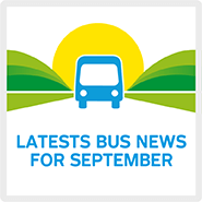 LATESTS BUS NEWS FOR SEPTEMBER
