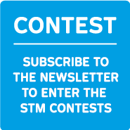 Subscribe to the newsletter to enter the STM contests