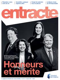 Magazine Entracte - Automne 2021